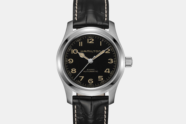 Hamilton Murph Watch featured in Interstellar