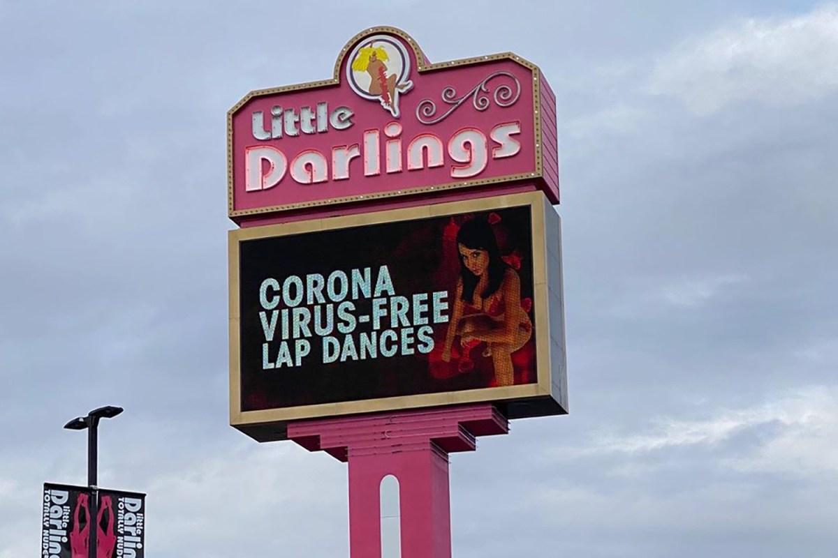drive through strip shows