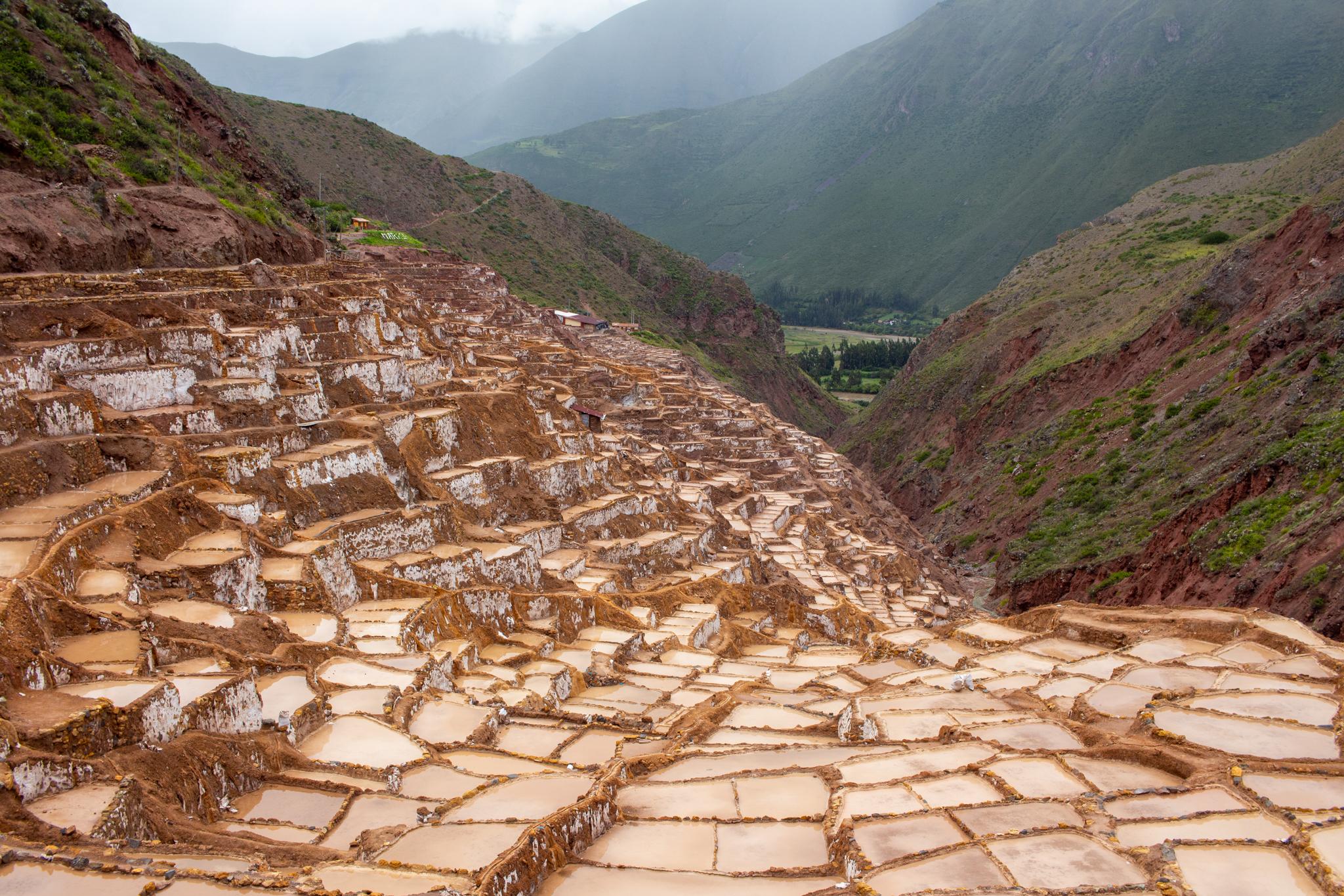 maras salt fields