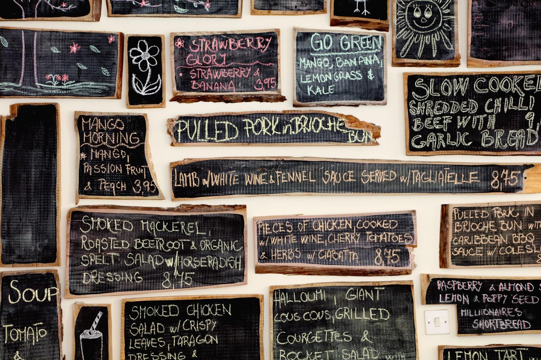 menu peeping