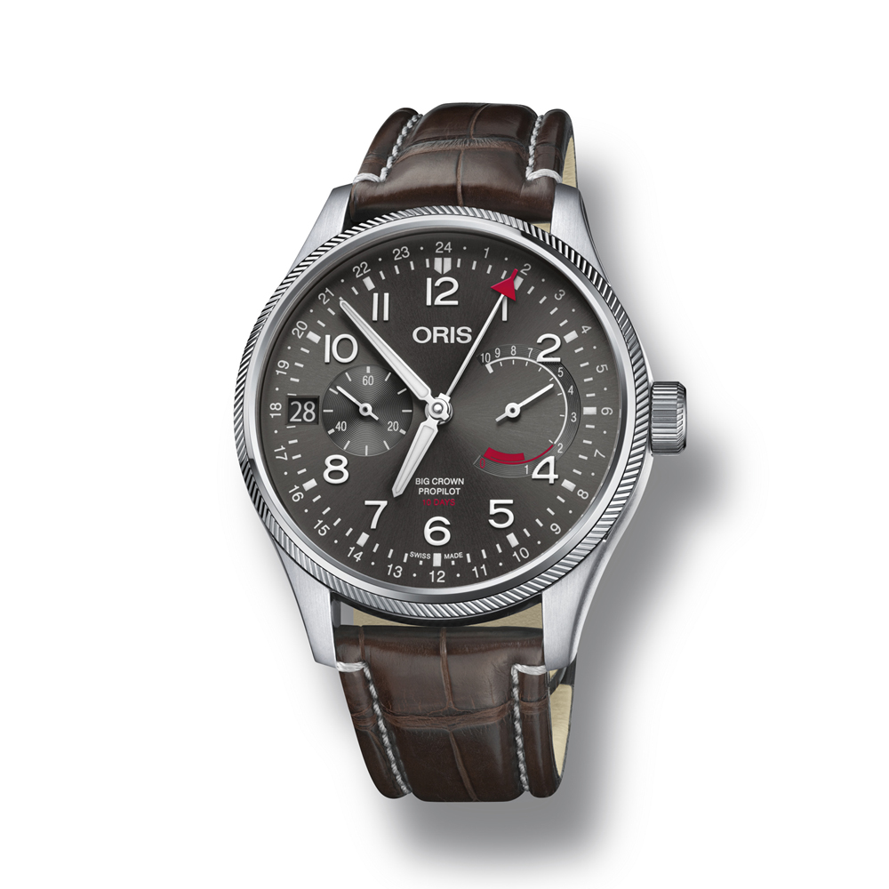 44mm Propilot Chronograph Watch Oris