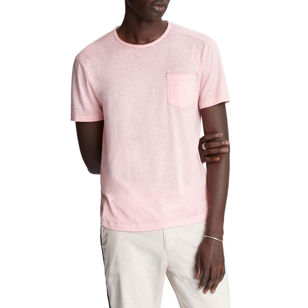 Ames Raw-Edge Pocket T-Shirt John Varvatos Star USA
