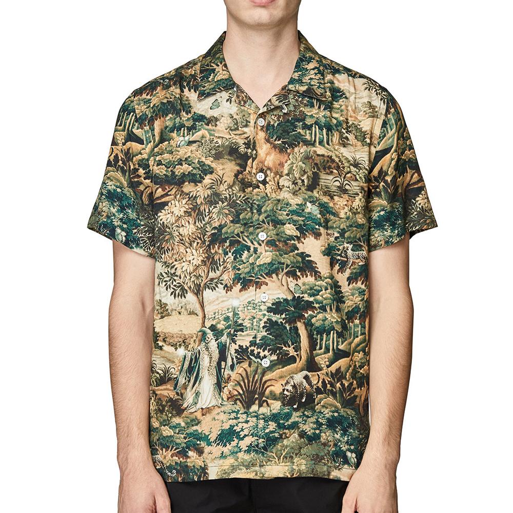 Wizard Tapestry Beach Shirt Ovadia