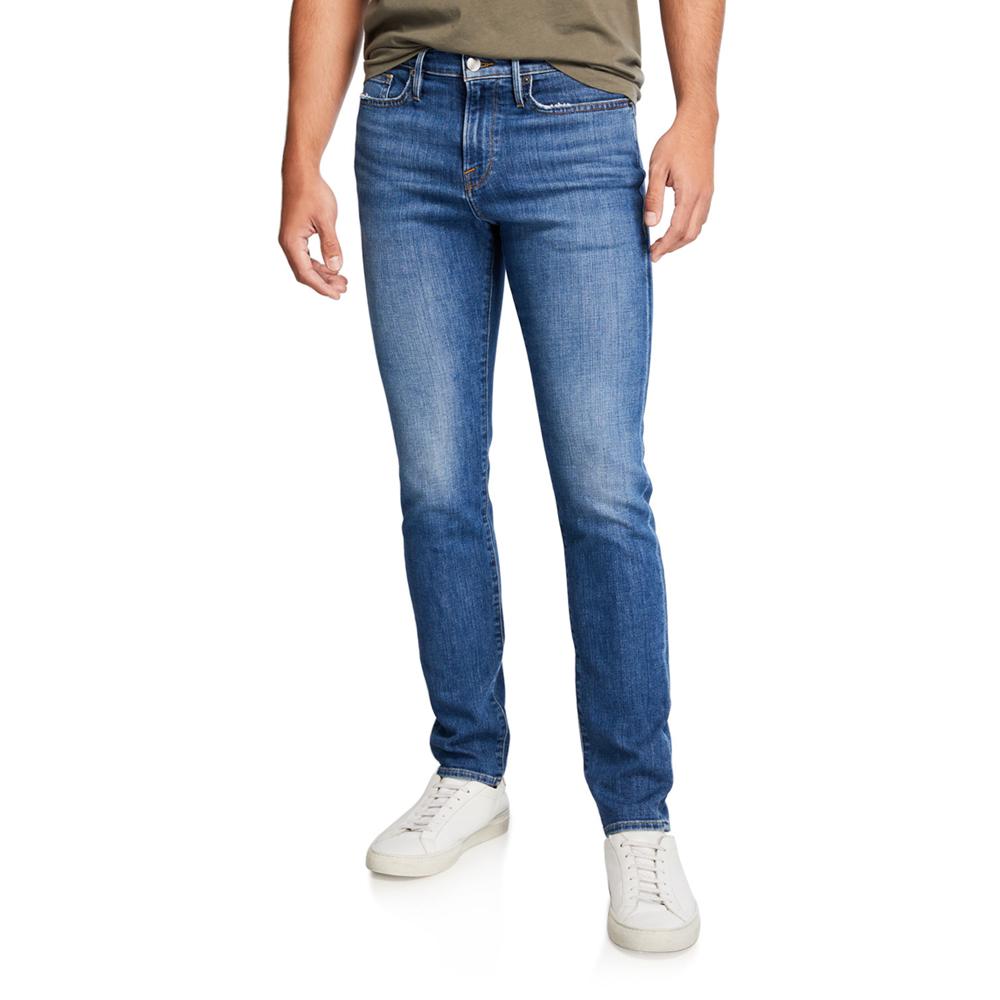 L'Homme Athletic Jeans Frame
