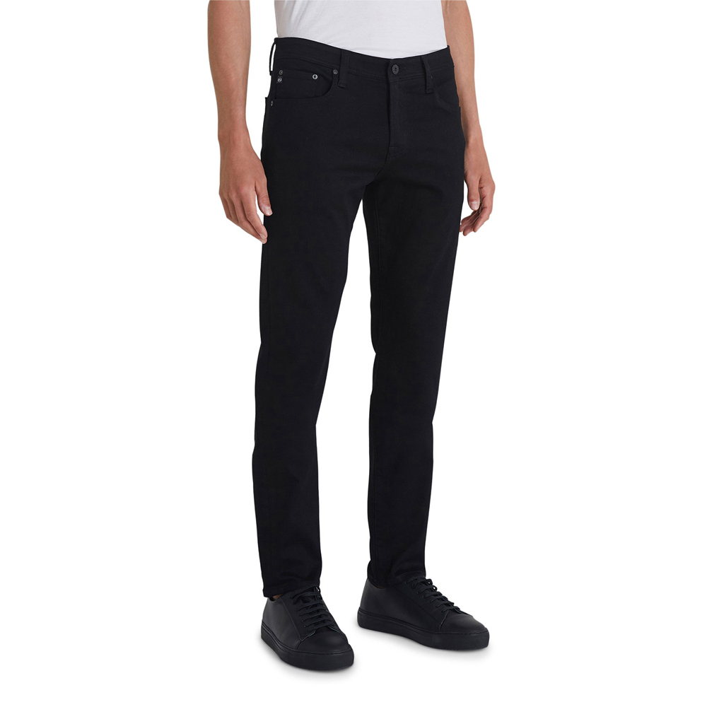 Dylan Dark-Wash Tapered Jeans AG Adriano Goldschmied