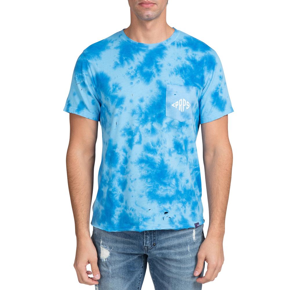Faded Wash Pocket T-Shirt PRPS