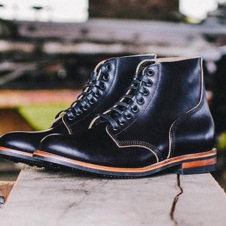 Oak Street Bootmakers black Field Boots