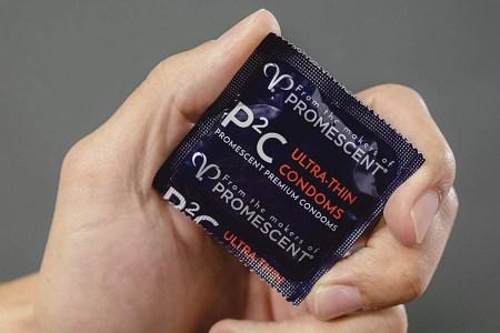 promescent condoms