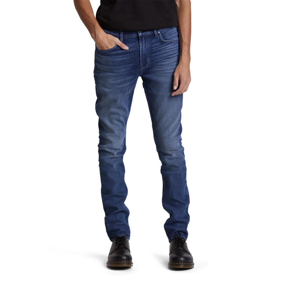 AXL Skinny Fit Denim Jeans Hudson