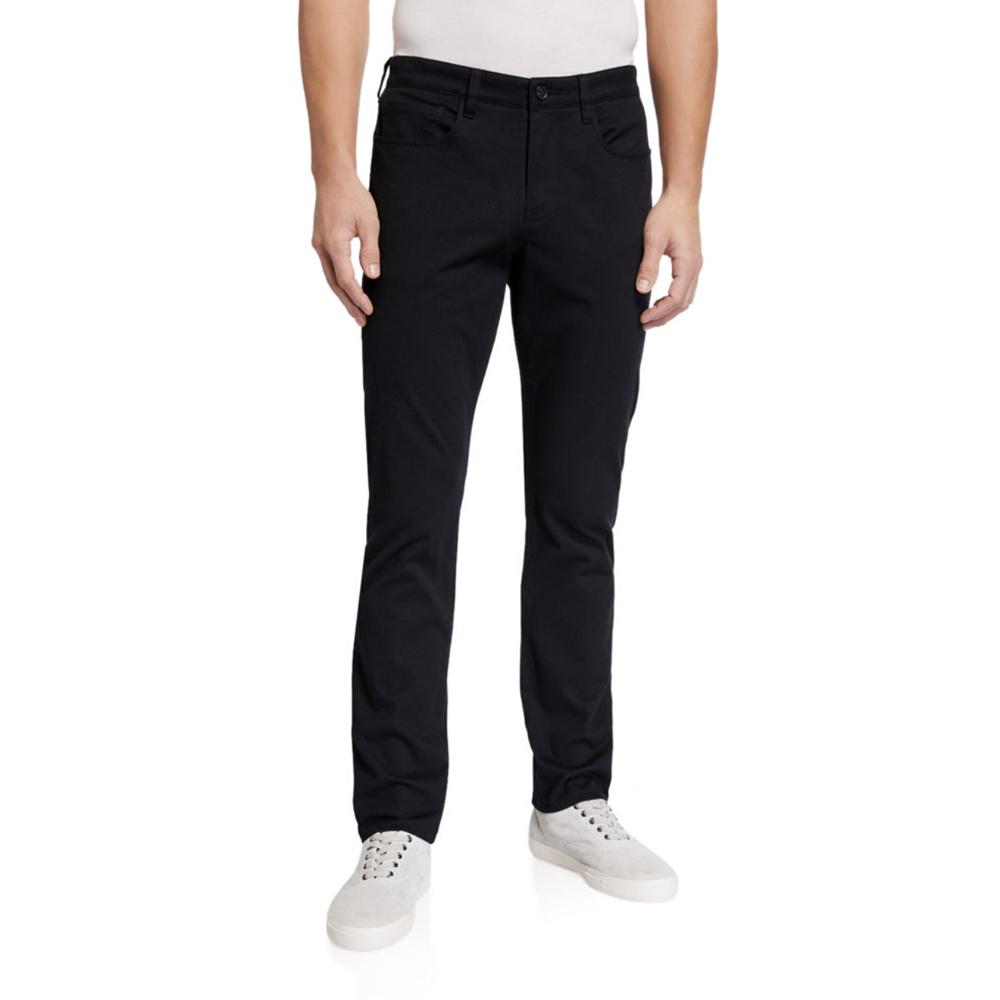 Dylan 5-Pocket Straight-Leg Pants Vince