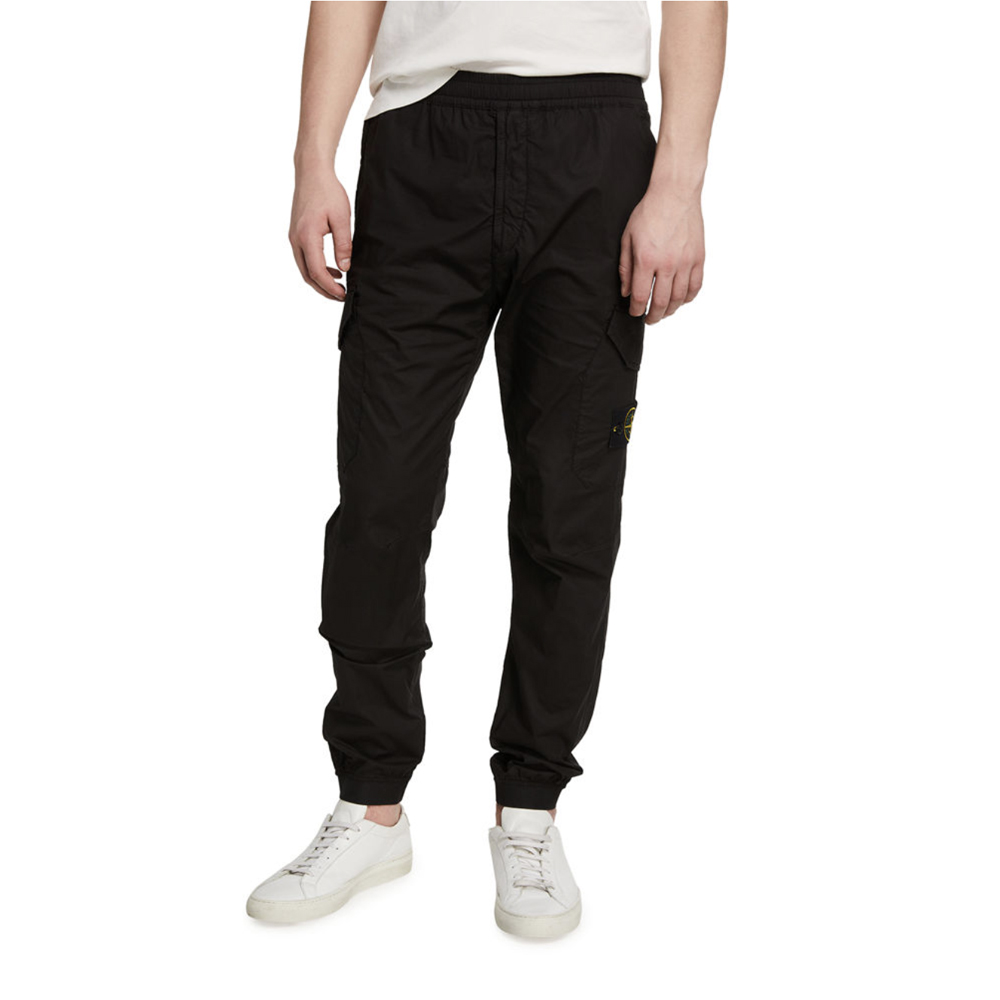 Pull-On Cargo Pants Stone Island