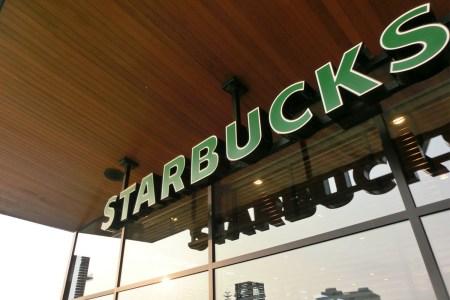 Starbucks coffee shops