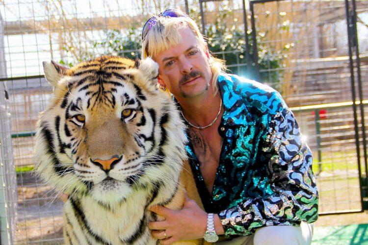 "Joe Exotic of ""Tiger King"""