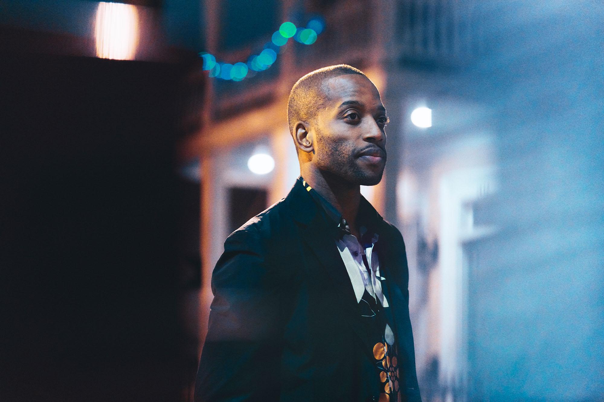 Trombone Shorty New Orleans Neiman Marcus Menswear Li'l Dizzy's Fendi