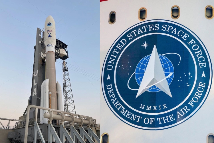U.S. Space Force Launch at Cape Canaveral