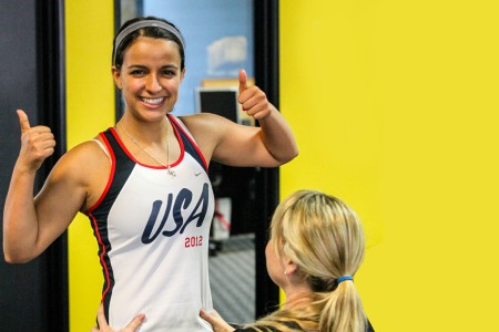 Victoria Arlen Has the Greatest Comeback Story You've Never Heard