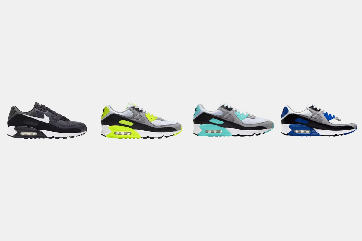 A Bunch of Air Max 90s Are On Sale at Dick's