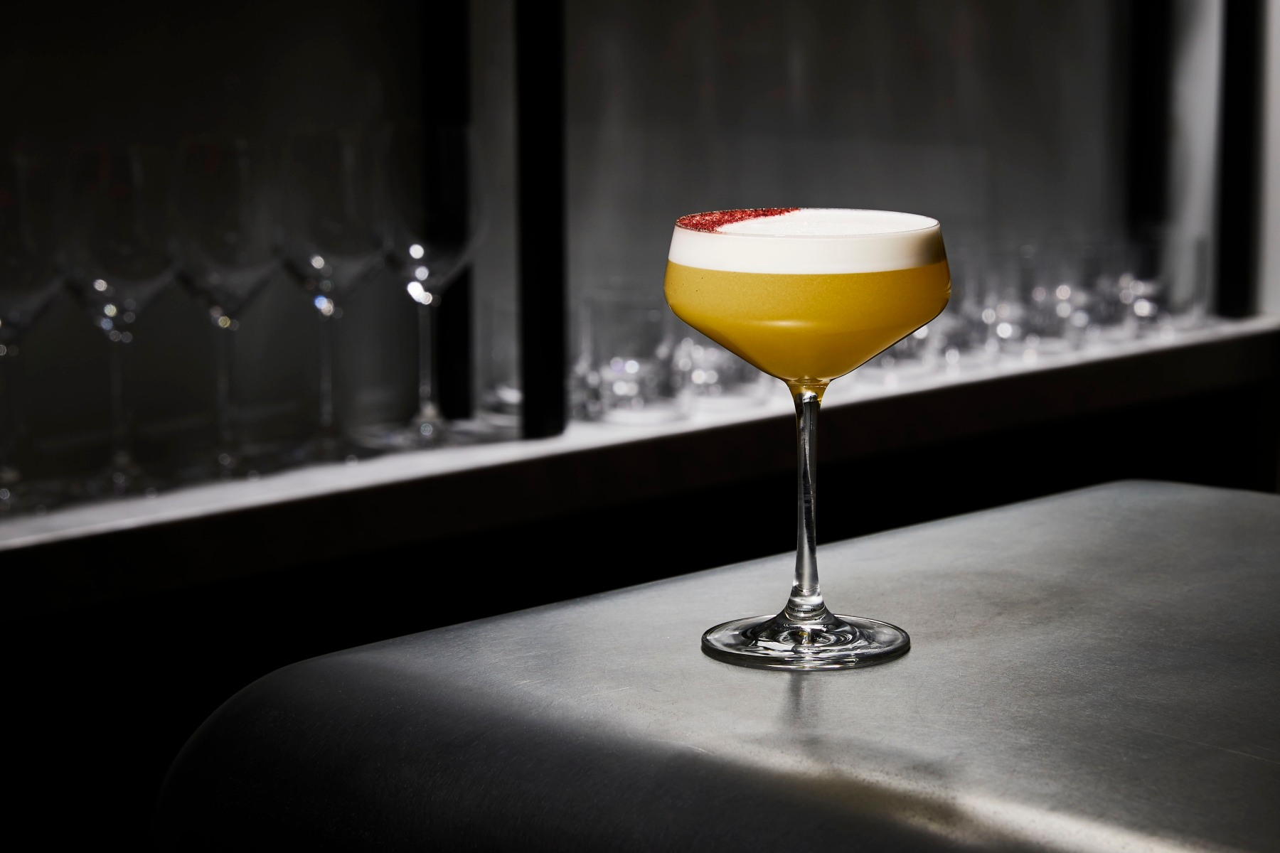 project apollo silver lyan cocktail