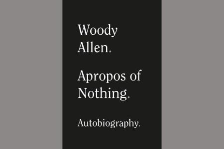 Woody Allen book cover