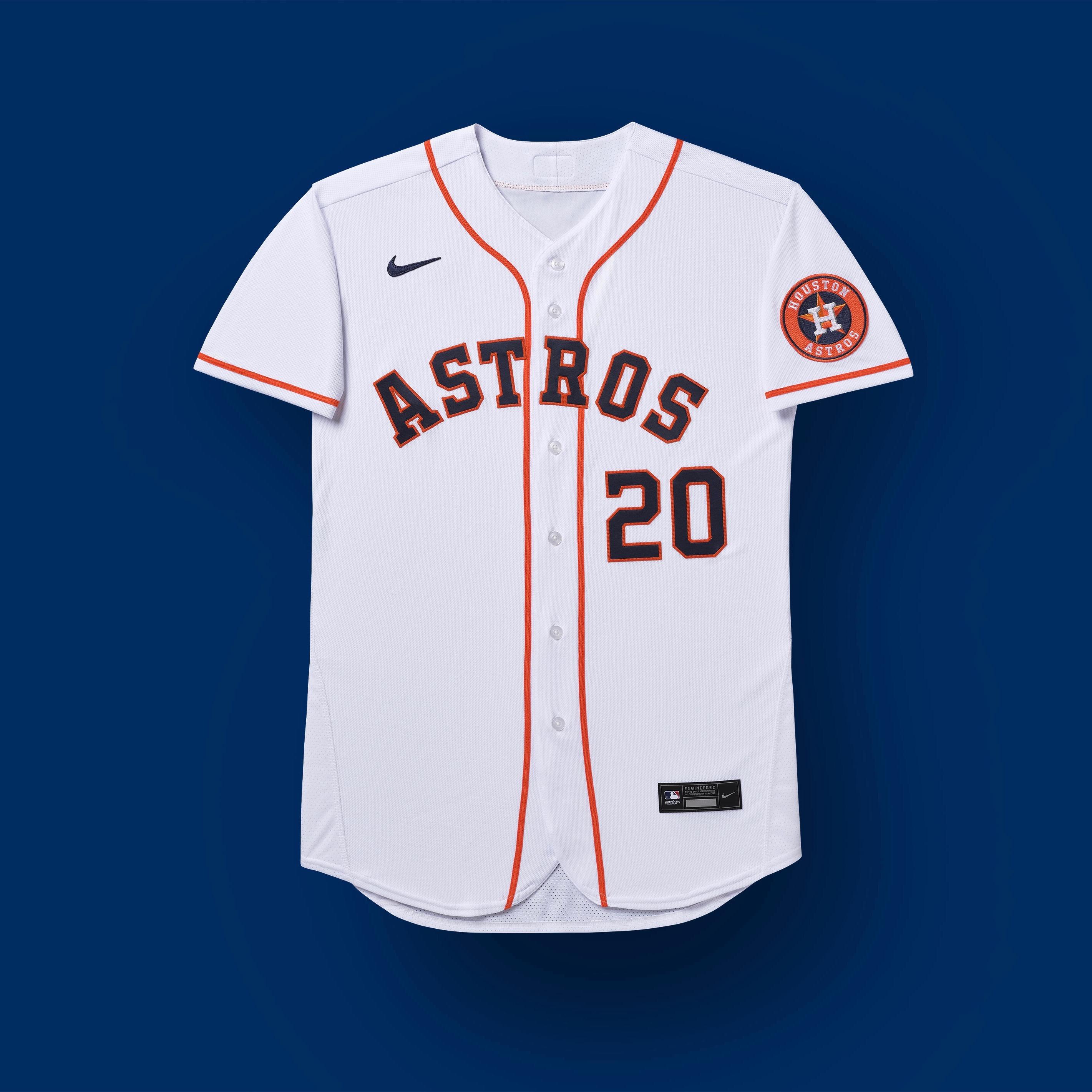 houston astros 2020 uniforms