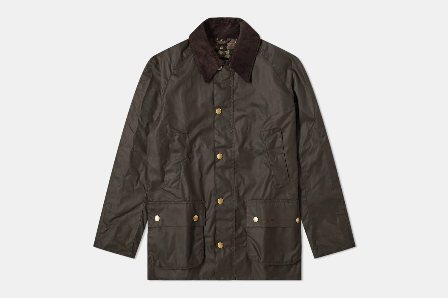 Deal: This Classic Barbour Jacket Is $250 Off