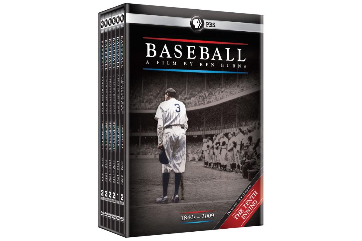 """""""Baseball"""" cover"""