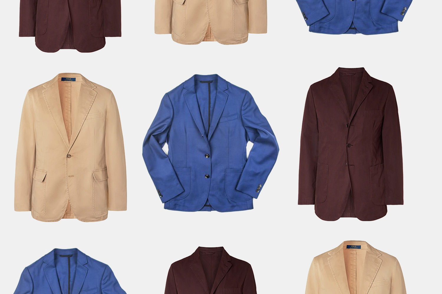 You Need a Casual Blazer for Spring. Get One of These.