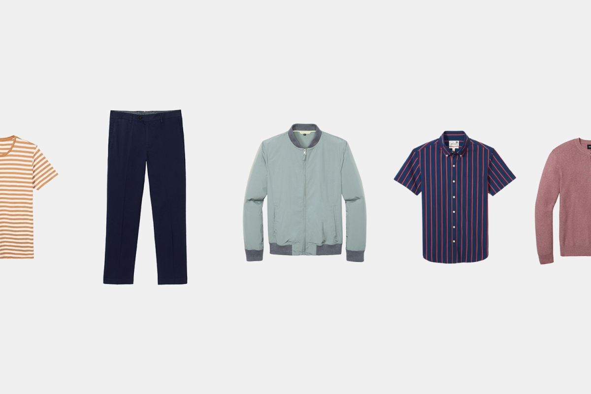 Everything Is 25% Off at Bonobos