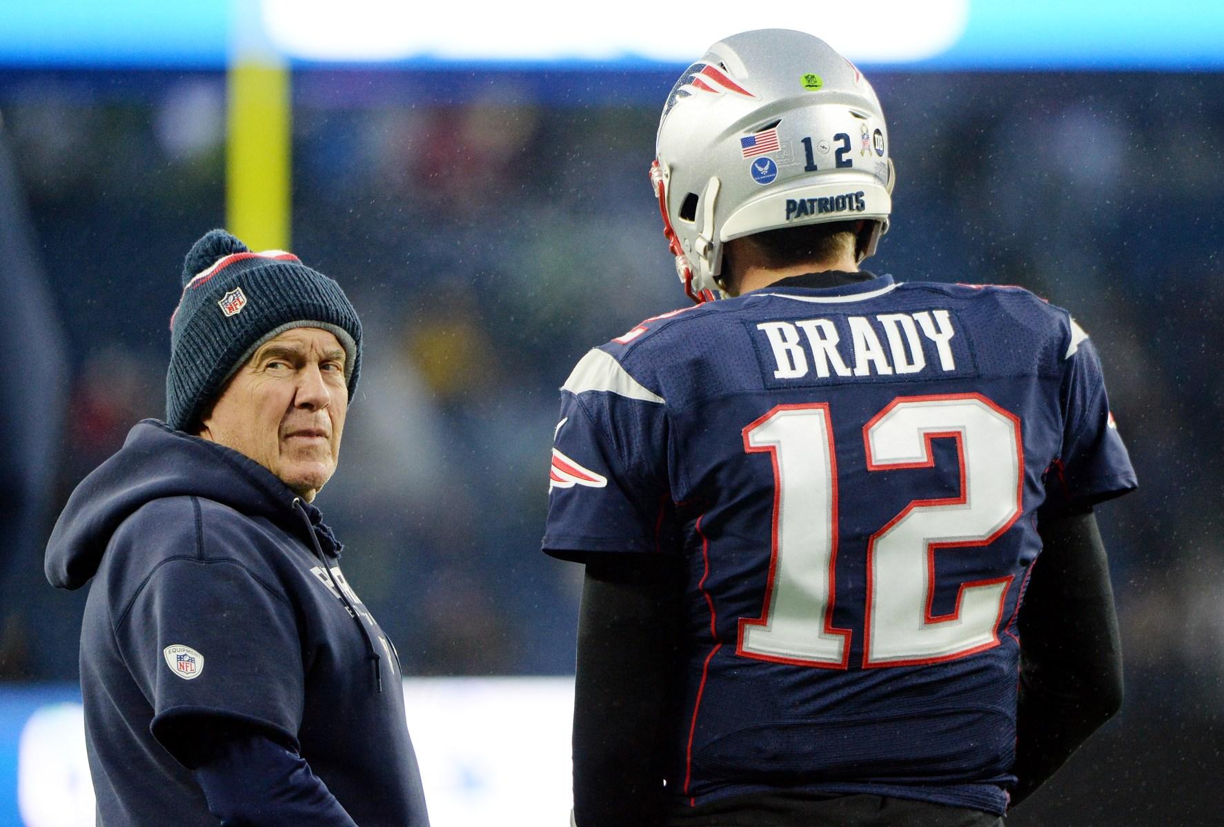 ESPN Is Fueling the Civil War Between Bill Belichick and Tom Brady