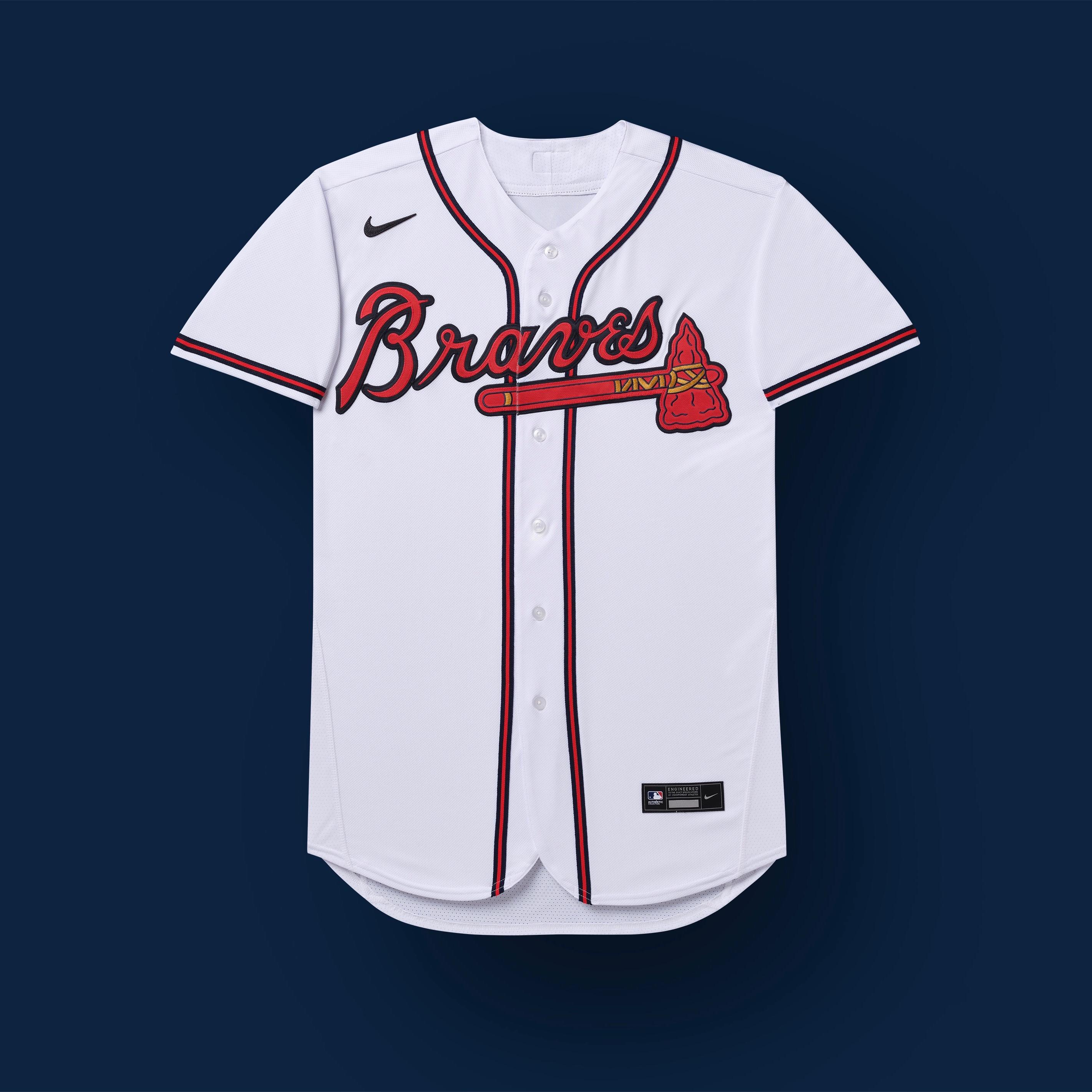 atlanta braves 2020 uniform