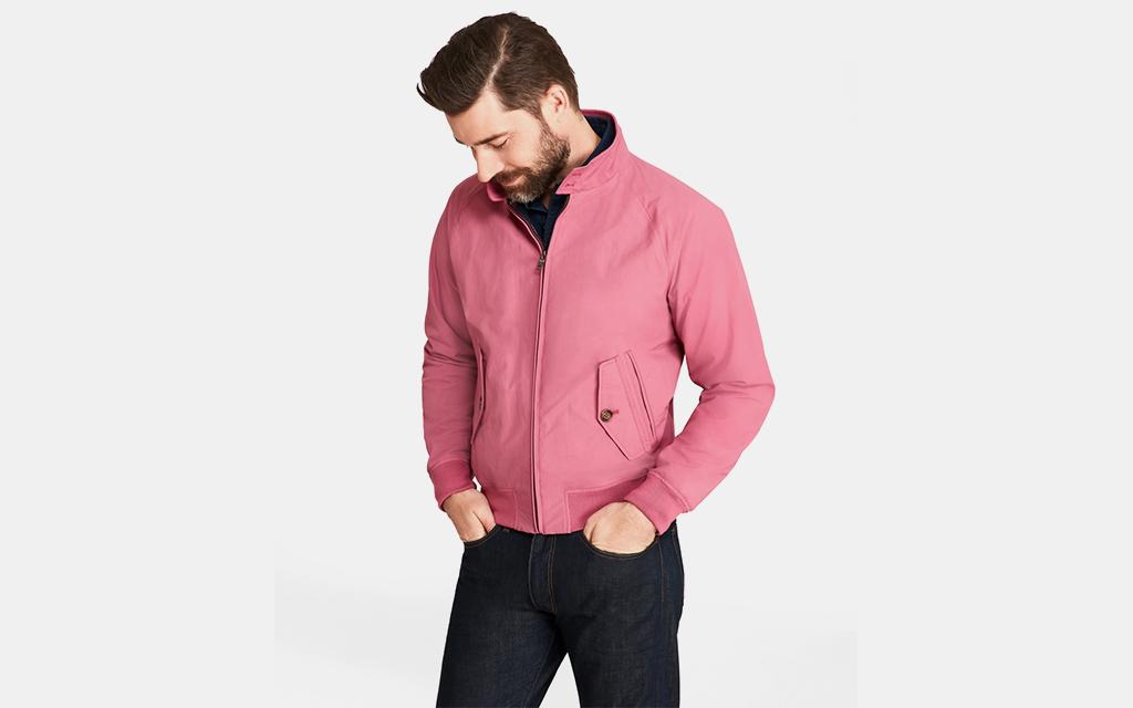Brooks Brotbers Harrington Jacket