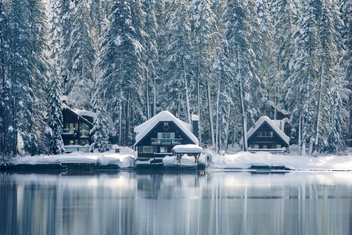 mountain cabin california