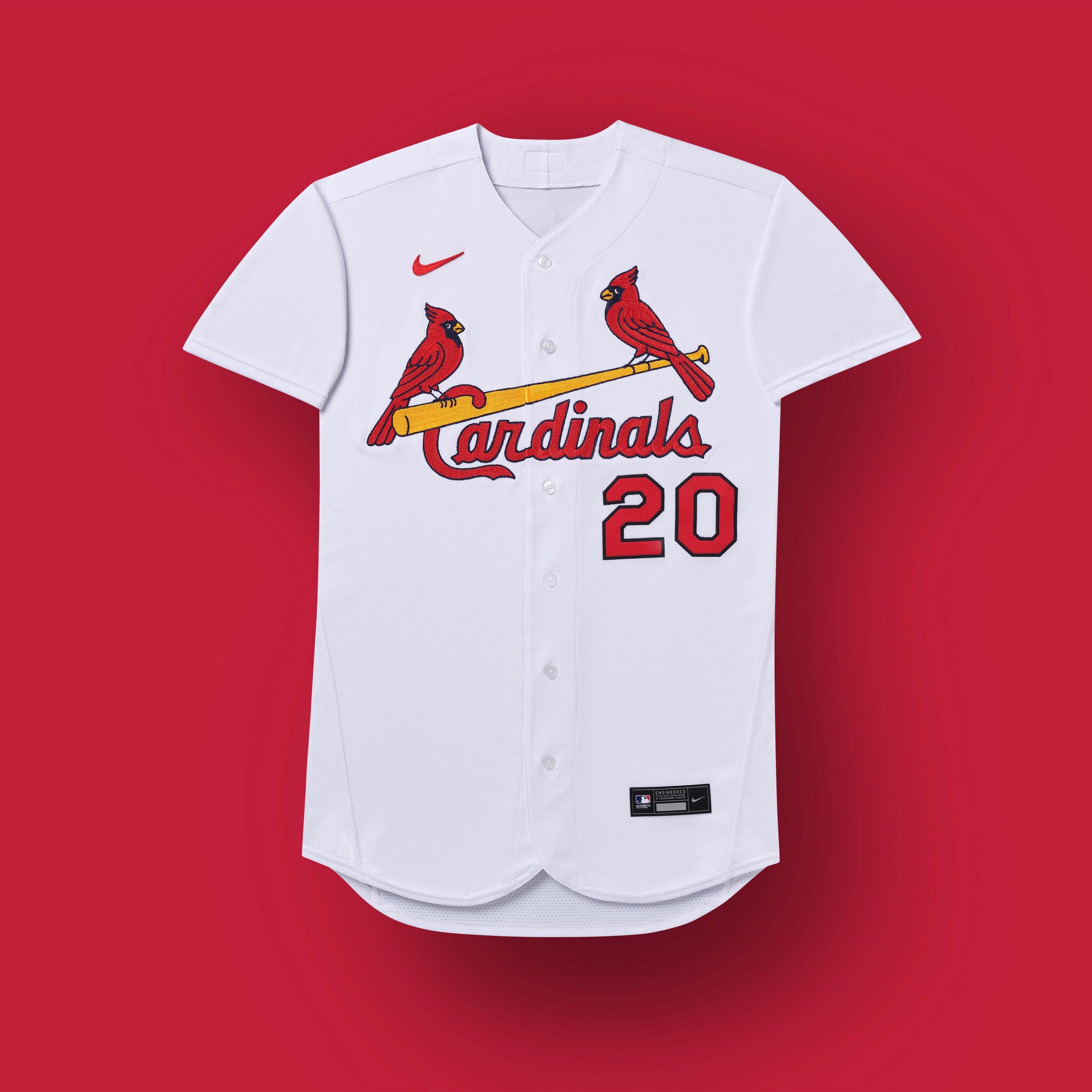 st louis cardinals 2020 uniform