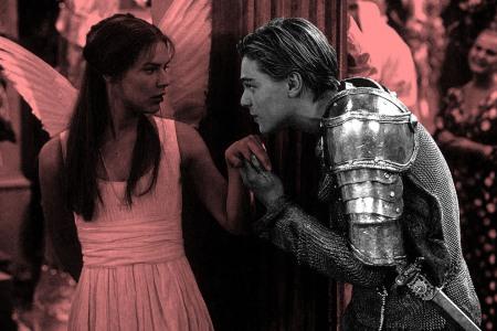 Leo do be simpin tho