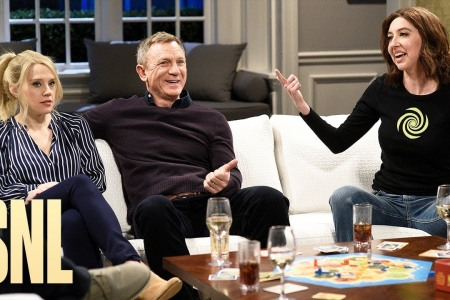 "Daniel Craig on ""SNL"""