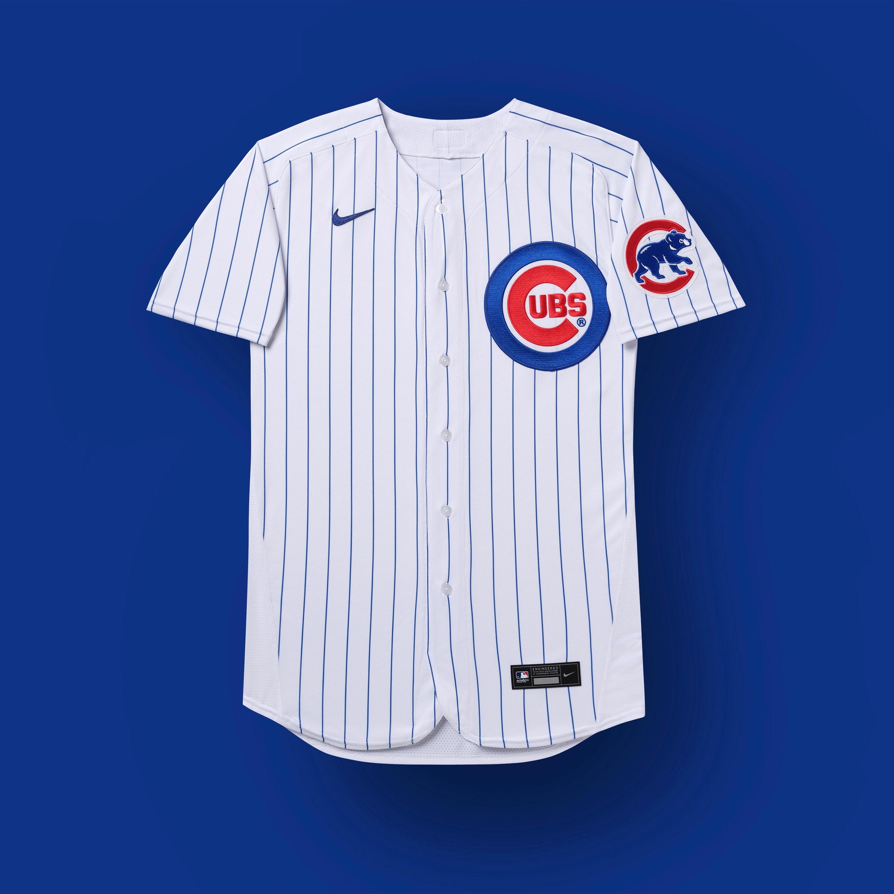 chicago cubs 2020 uniforms