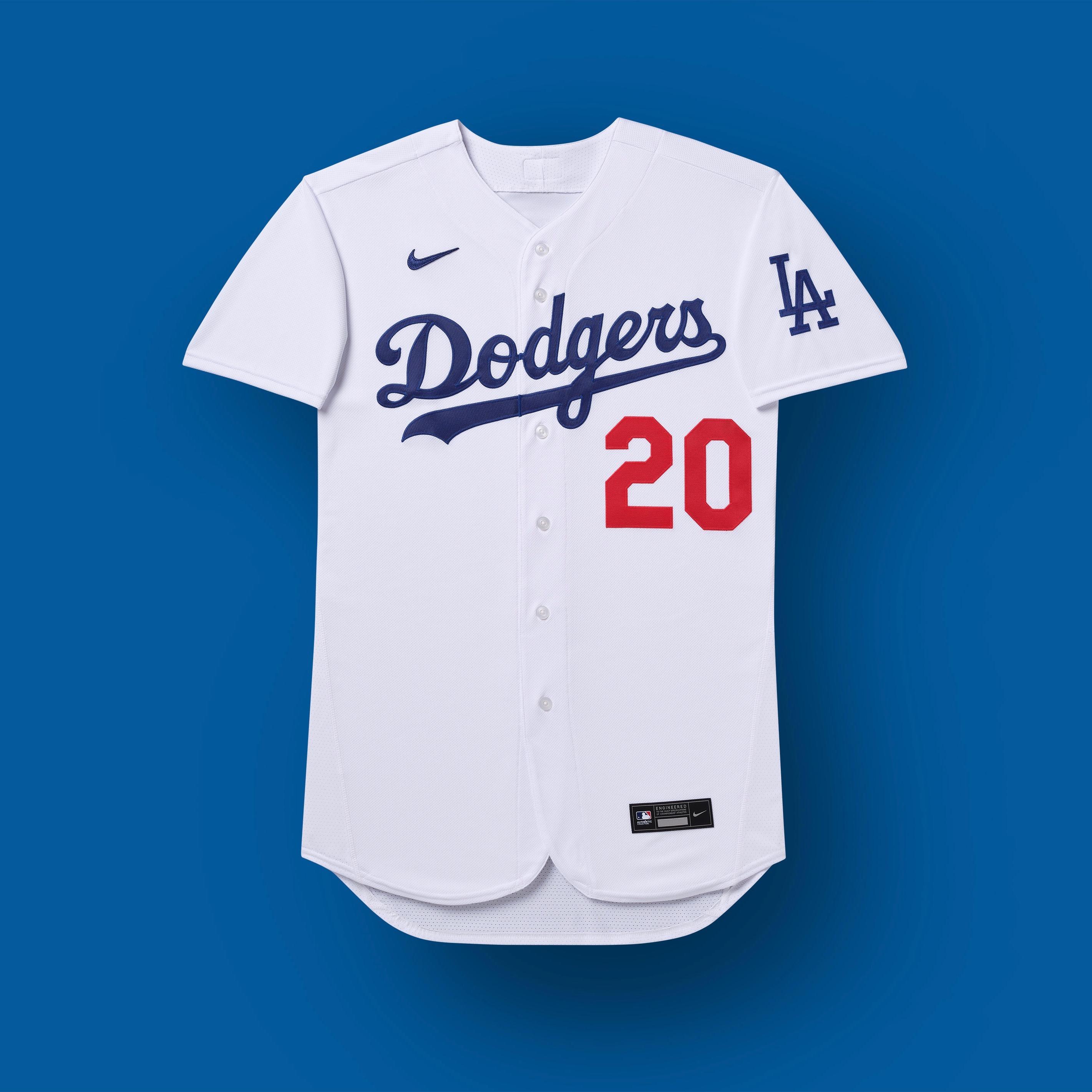 la dodgers 2020 uniforms