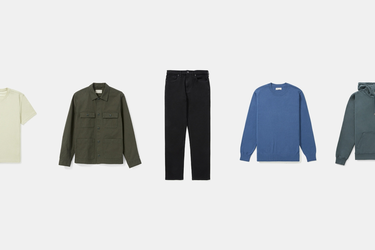 Deal: Everlane Just Put Its Entire Site on Sale