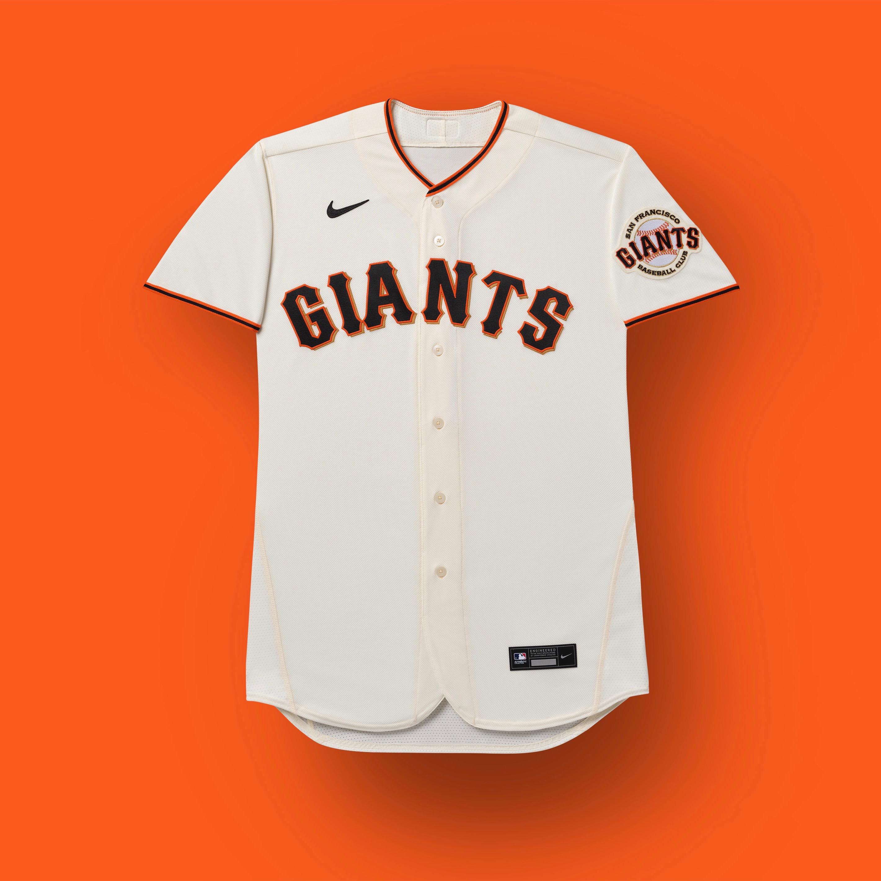 san francisco giants 2020 uniform