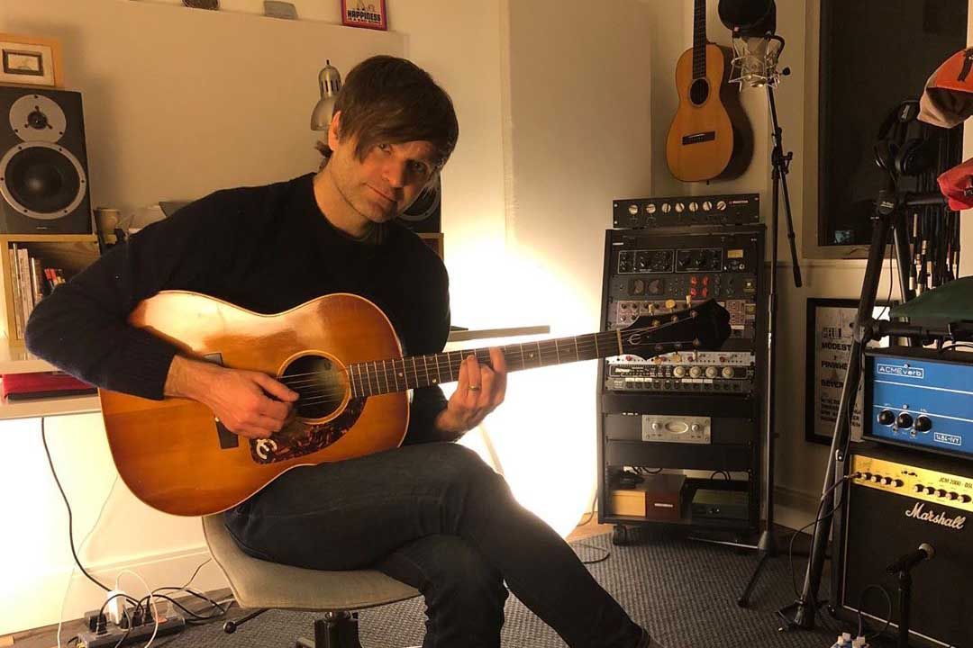 ben gibbard live from home