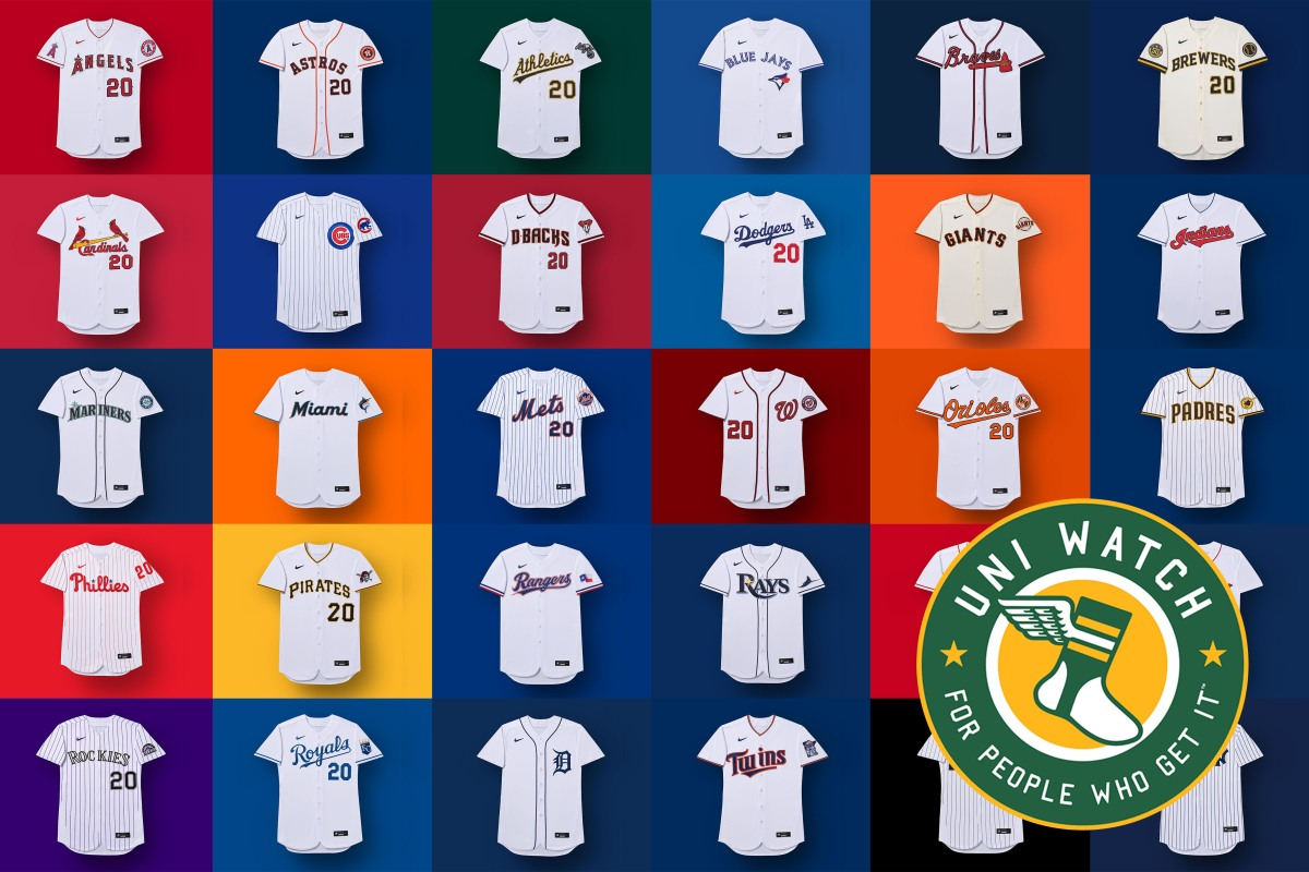 The 2020 Uni Watch Mlb Season Preview Insidehook