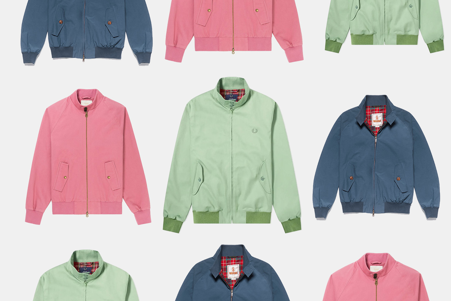 In Praise of the Harrington Jacket (And 10 to Buy This Spring)