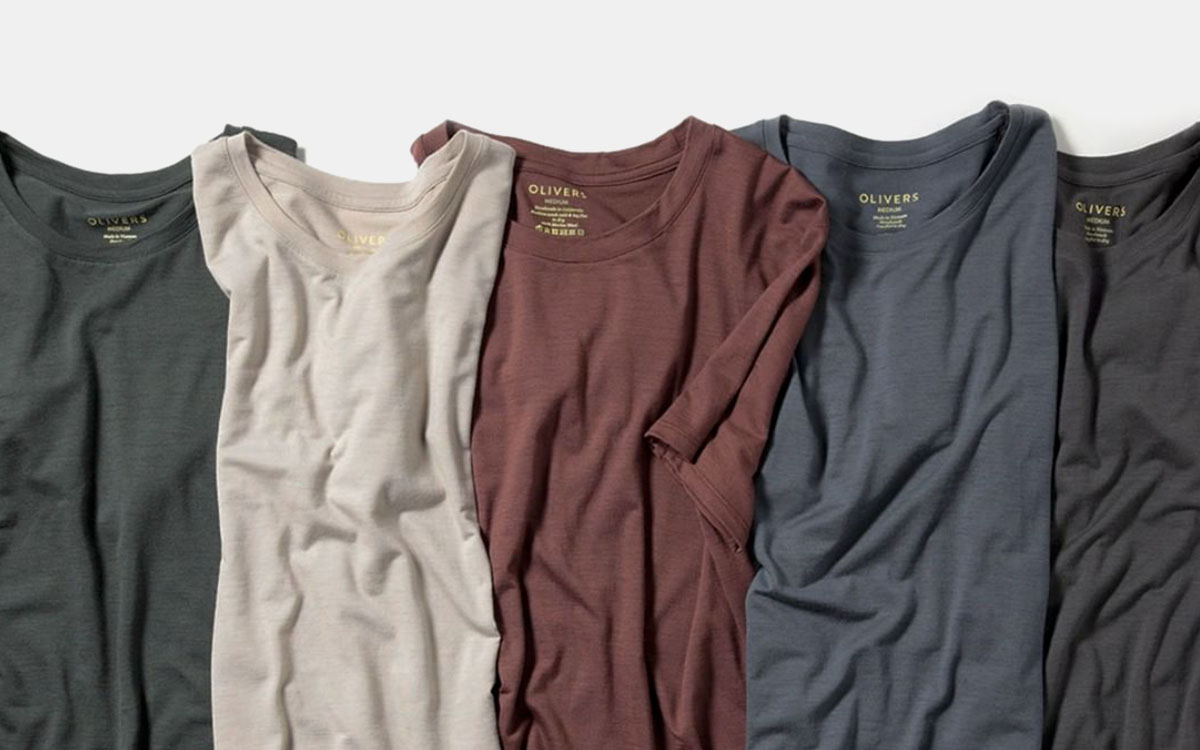 Take 20% Off Activewear Basics From Olivers