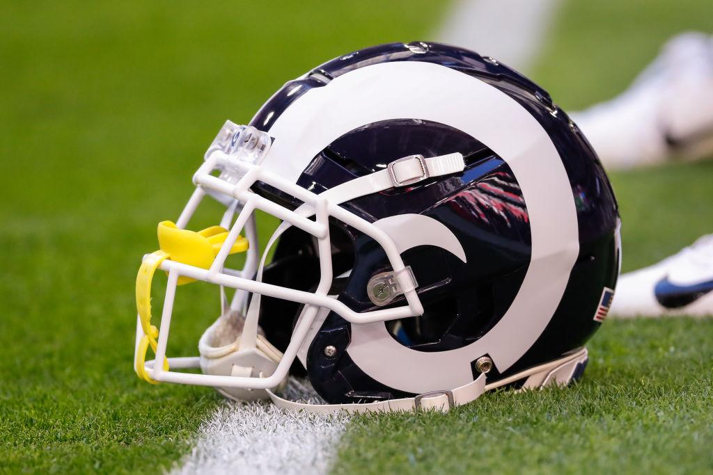 The Los Angeles Rams New Logo Did Not Impress Nfl Fans On Twitter Insidehook