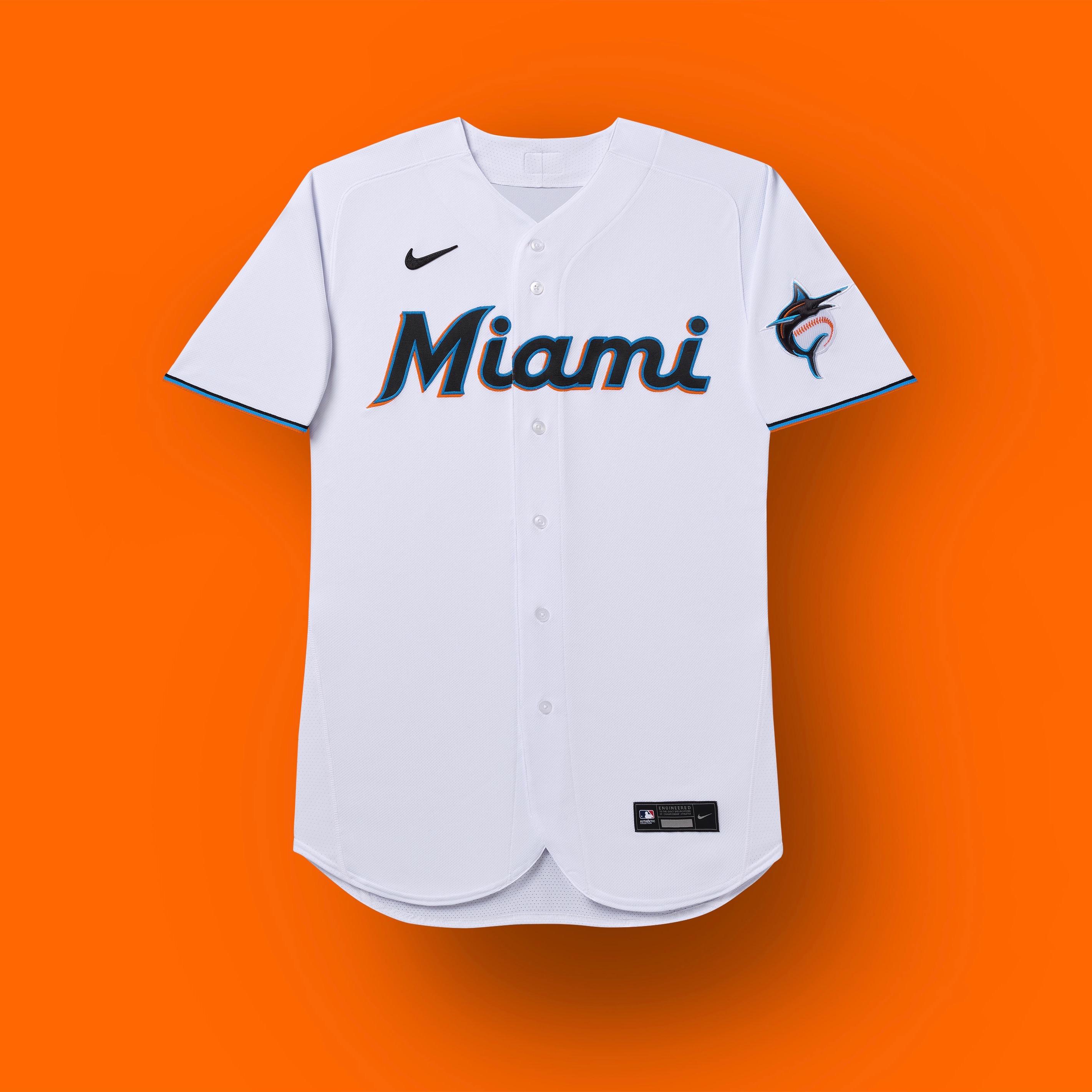 miami marlins 2020 uniform