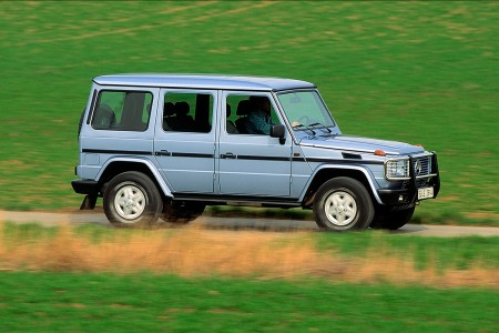 I think I've fallen for a G-Wagen — a car I've never loved or even liked for that matter.
