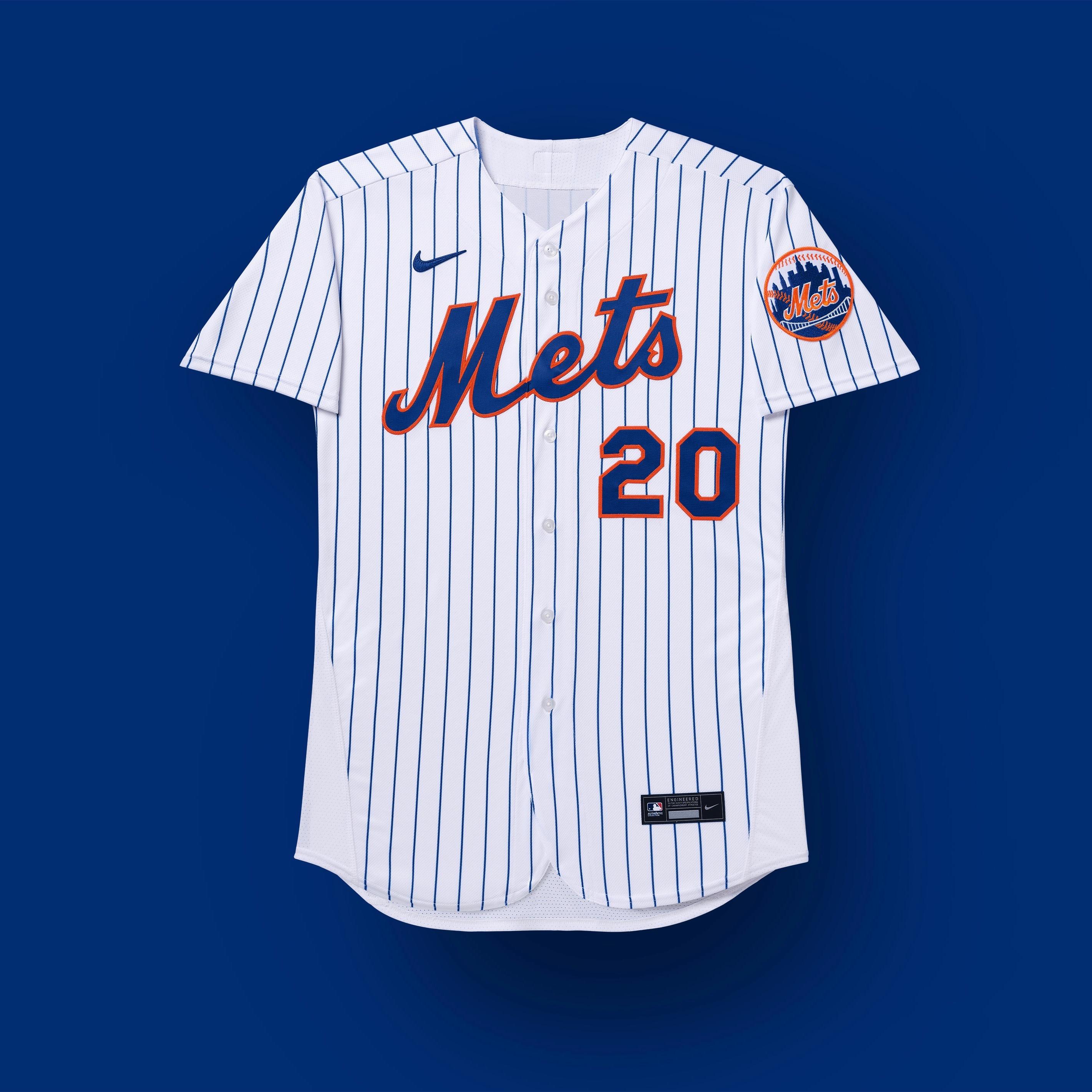 new york mets 2020 uniforms