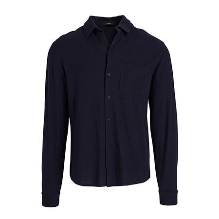 Fine Twill Woven Sport Shirt Vince