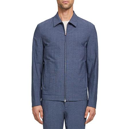 Zerega Delor Zip-Front Jacket Theory