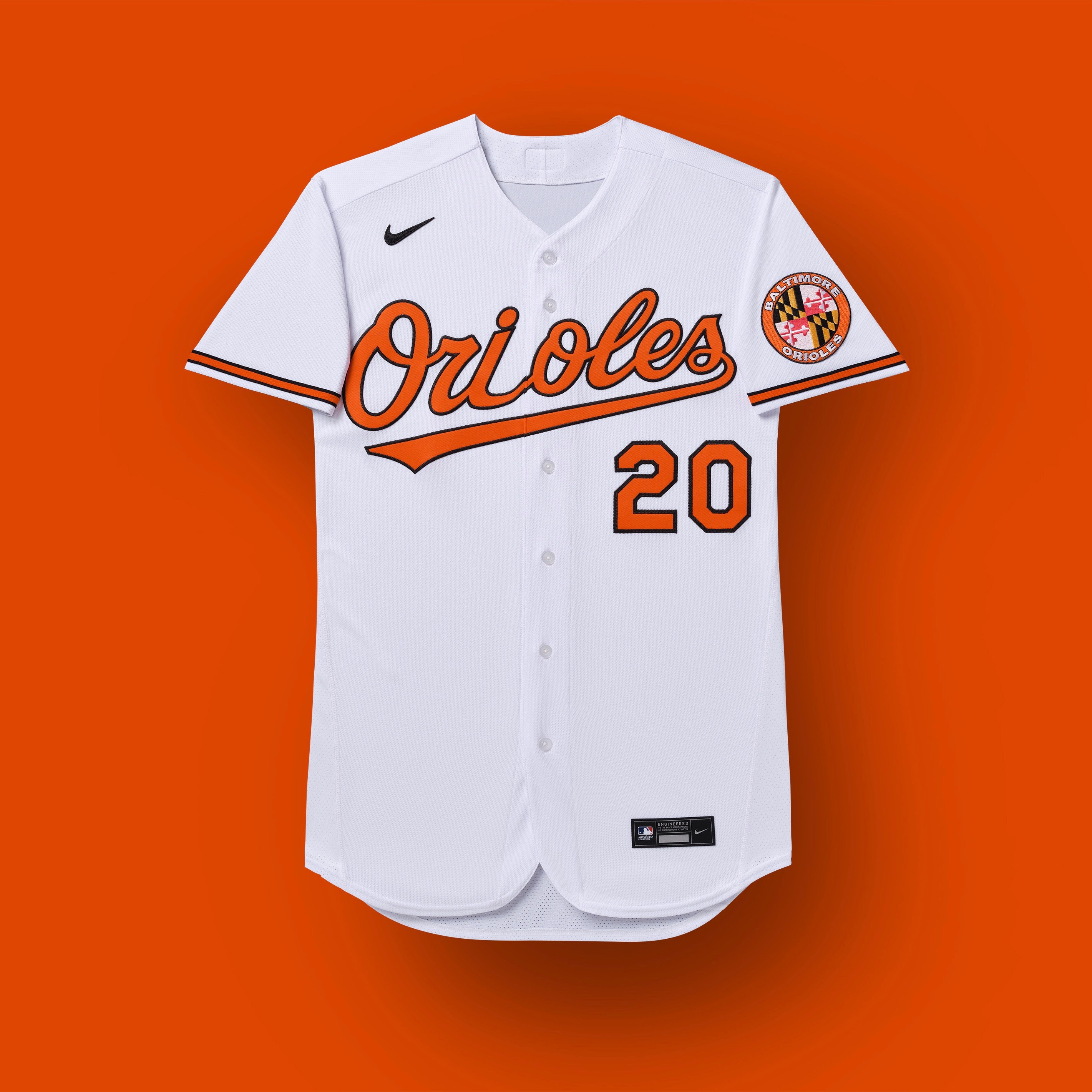 baltimore orioles 2020 uniforms